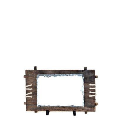 Picture of SLATE GLOSS - RECTANGULAR/FRAME 12x17cm