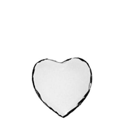 Εικόνα της SLATE GLOSS - HEART - 25cm