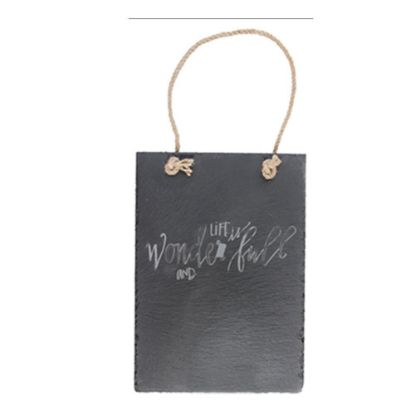Picture of SLATE for ENGRAVING (RECTAN.) hangin 25x18