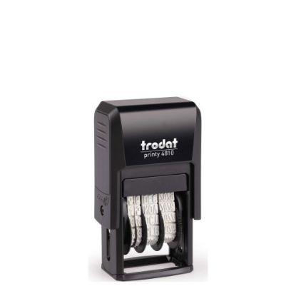 Εικόνα της TRODAT DATER stamp body (4810) 3.8mm