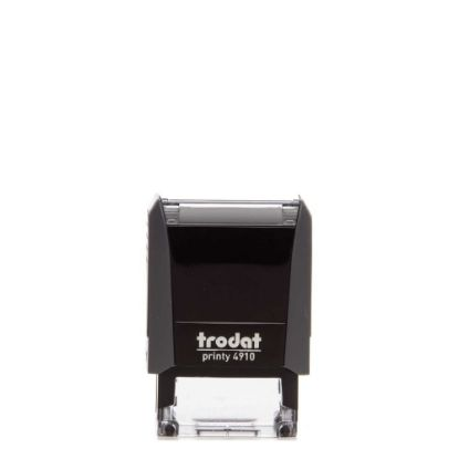 Picture of TRODAT stamp body (4910) 26x9mm