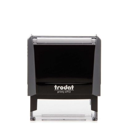 Picture of TRODAT stamp body (4913) 58x22mm