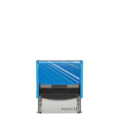 Picture of IMPRINT stamp body (13) 58x22mm