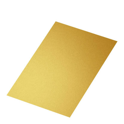 Picture of BIG PANEL- ALUMINUM GLOSS gold (30.48x60.96) 0.76mm