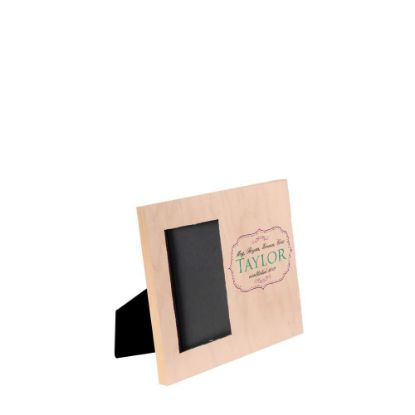 Picture of PICTURE FRAME - OFFSET- 20.32x25.40 - NATURAL