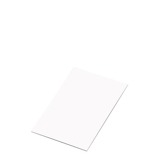 Picture of BIG PANEL- ALUMINUM GLOSS white (30.48x60.96) 0.76mm