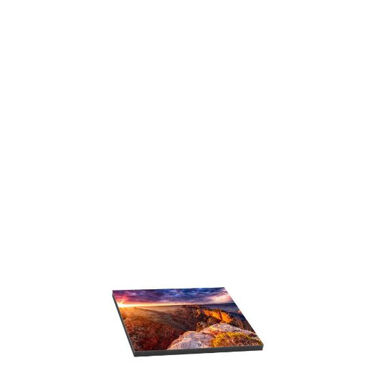 Picture of HARDBOARD TILE - RECTAN.WH.GLOSS- 10.16x15.24