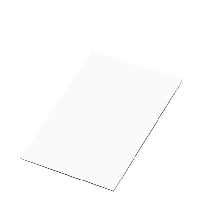 Picture of BIG PANEL- ALUMINUM GLOSS white (61.5x124.5)1.14mm 2side