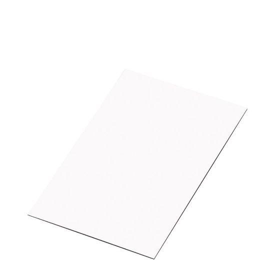 Εικόνα της BIG PANEL- ALUMINUM GLOSS white (61.5x124.5)1.14mm 2side