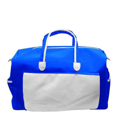 Picture of GYM BAG large (25x30x50cm)  BLUE