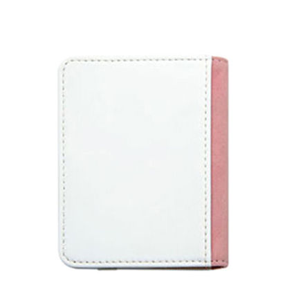 Picture of CARD HOLDER 2sided-20pcket (FLEXI) PINK