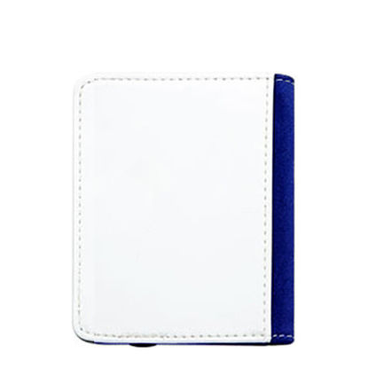 Picture of CARD HOLDER 2sided-20pcket (FLEXI) BLUE