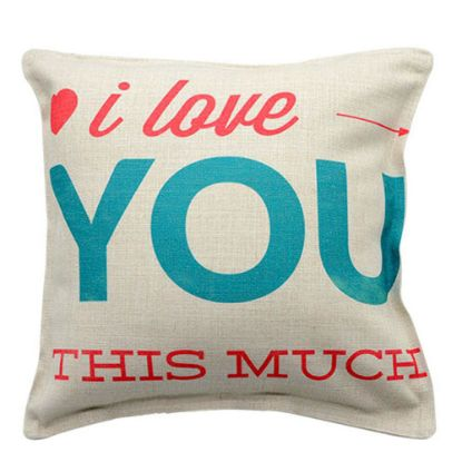 Picture of Pillow Cover (Linen) 45x45cm