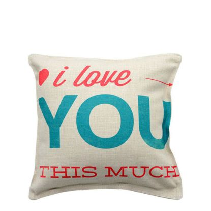 Picture of PILLOW - COVER (LINEN) 40x40cm