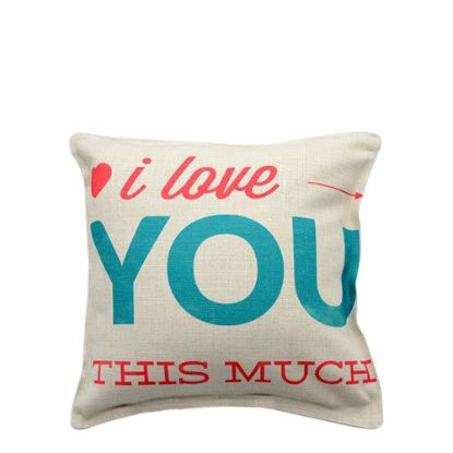 Picture of PILLOW - COVER (LINEN) 33x33cm
