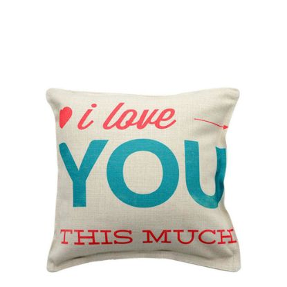 Picture of PILLOW - COVER (LINEN) 28x28cm
