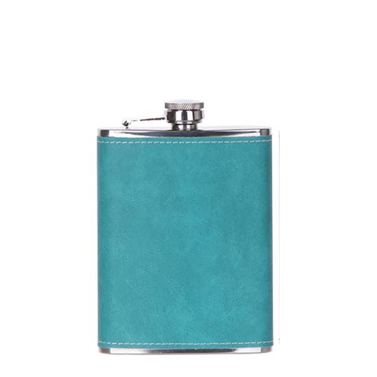 Picture of Flask 8oz PU (Green)