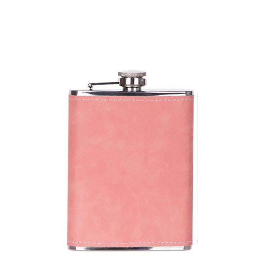 Picture of Flask 8oz PU (Pink)