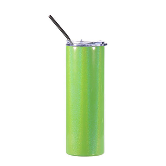 Picture of Skinny Tumbler 20oz (Sparkling Green)