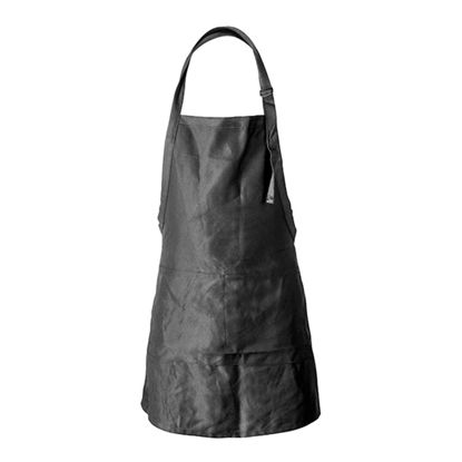 Picture of APRON - ADULTS (62.86x71.12) 2 pockets BLACK