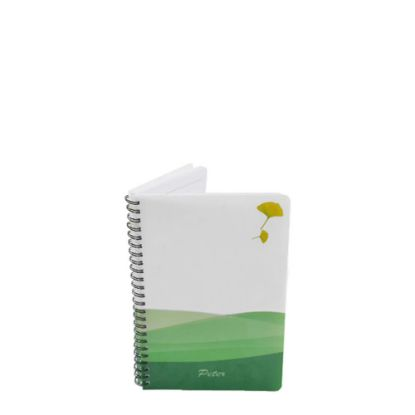 Εικόνα της NOTEBOOK PLASTIC COVER A5/60 pages