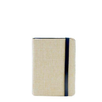 Εικόνα της NOTEBOOK A6 (12.5x16.5cm)  linen