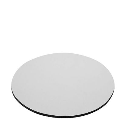 Picture of Mouse-Pad ROUND (Diam. 20cm) rubber 3mm