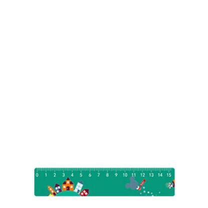 Εικόνα της PLASTIC RULER 15cm (15.5x3.2 cm)