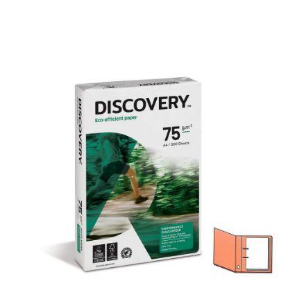 Εικόνα της Copy Paper (2 holes) A4/75gr. Discovery
