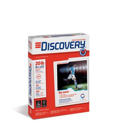 Εικόνα της Copy Paper 216x279/75gr. Discovery american
