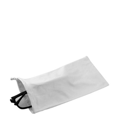 Εικόνα της GLASSES BAG microfiber 9.5x18.5cm