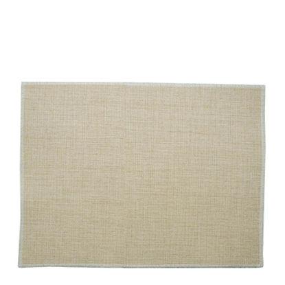 Εικόνα της PLACEMAT (LINEN) 30x40 - 2 layers