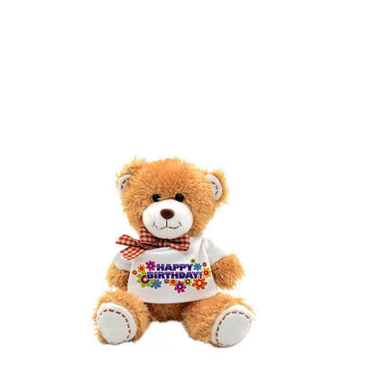 Εικόνα της TEDDY BEAR - 18cm (with T-Shirt)