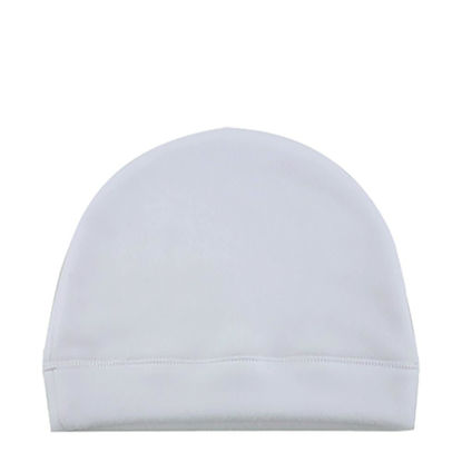 Picture of BEANIE-FLEECE hat (Adult) Polyester White