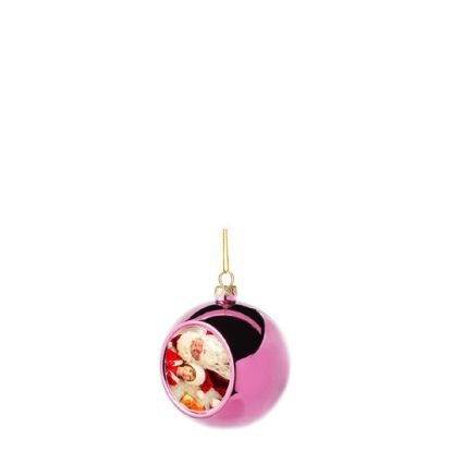 Picture of XMAS - BALL 6cm/PINK