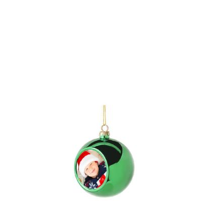 Picture of XMAS - BALL 6cm/GREEN