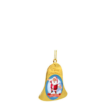 Picture of XMAS - ORNAMENTS BELL - GOLD