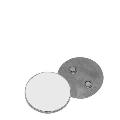 Εικόνα της FRIDGE MAGNET (METAL) -ROUND         diam.4.5
