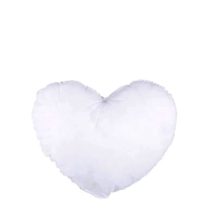 Picture of PILLOW INNER - 41x39cm HEART