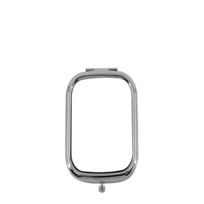 Picture of MIRROR - RECTANGLE silver
