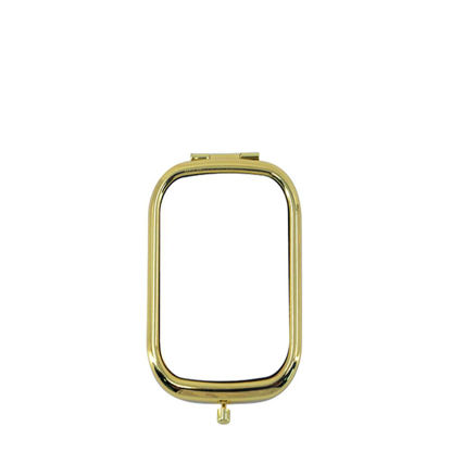 Picture of MIRROR - RECTANGLE gold
