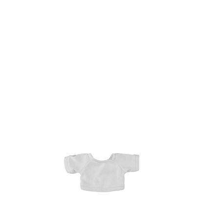 Εικόνα της WHITE T-SHIRT for TEDDY BEAR 18cm (TED0100)