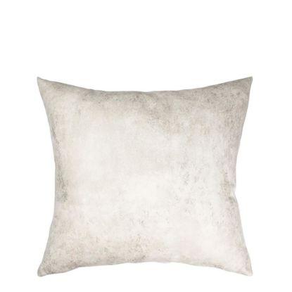 Εικόνα της Pillow Cover (40x40cm) Leathaire White