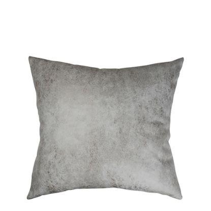 Εικόνα της Pillow Cover (40x40cm) Leathaire Grey