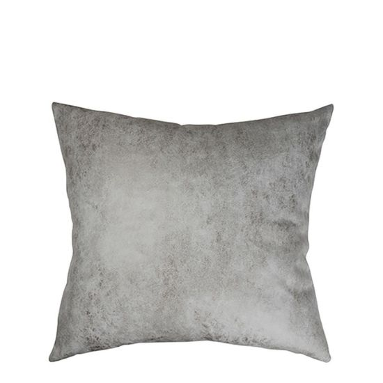 Picture of Pillow Cover (40x40cm) Leathaire Grey