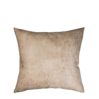 Εικόνα της Pillow Cover (40x40cm) Leathaire Brown
