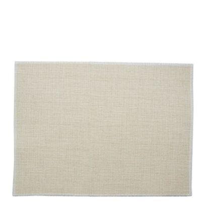 Εικόνα της PLACEMAT (LINEN)30x40 - 1 layer