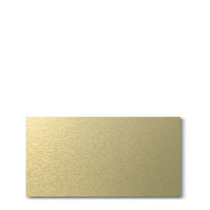Εικόνα της ALUMINUM SUBLI (0.45mm) 30x60cm GOLD matte