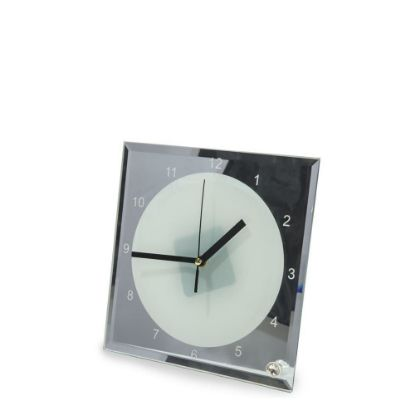 Picture of GLASS FRAME - 5mm - CLOCK 20cm