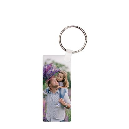 Picture of KEY-RINGS (acrylic) RECT.E 7x3cm (4mm)